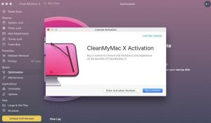 CleanMyMac X 4.8.1 Crack With Keys (Torrent) 2021 Free Download