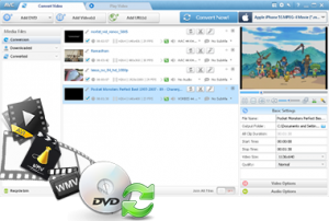 Any Video Converter 7.1.1 Crack + License Key Free Download